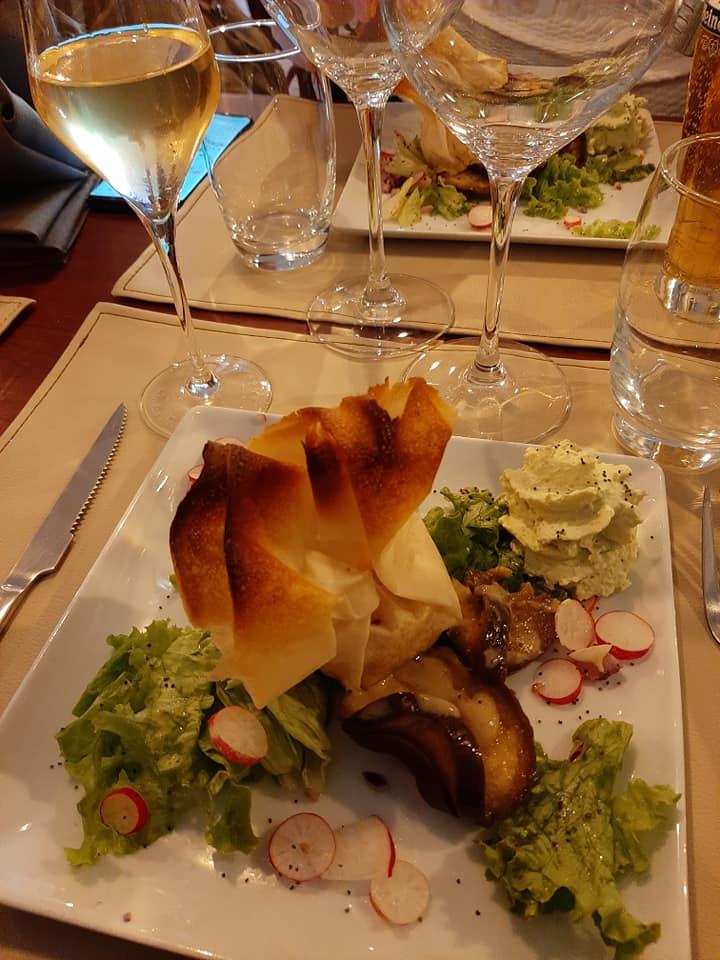 Restaurant Chez François Abbeville - MENU